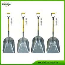 Aluminum Grain and Snow Scoop Shovel