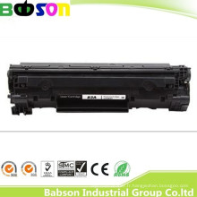 Cartouche de toner compatible CF283A de vente directe d'usine pour Mfp M125 / M126NF / Mfp M127 / M201 / et Mfp M225