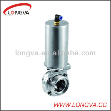 Stainless Steel Butterfly Pneumatic Actuator (single bracket)