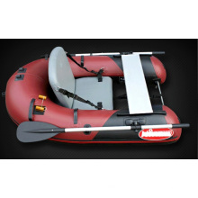 2014 New Design Individual Inflatable Fishing Boat