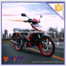110cc caliente venta China barato motocicleta