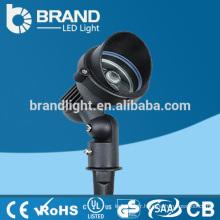 IP65 Haute qualité 5 * 1W 5W LED Spot Spot de jardin, extérieur LED Spot Light, CE RoHS