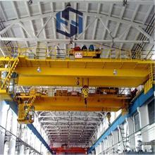 Grúa de puente doble de la viga de Qd 100 toneladas