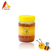 Miel de abeja pura y casta a los compradores