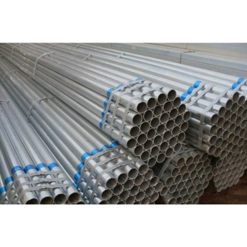 Hollow Seksyen Steel Gi Round Square Pipe Tube Round