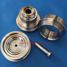 Custom Pet Preform Mold Components Core and Cavity