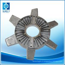 Usinage CNC du procédé de moulage sous pression en aluminium pour les pièces d'automobiles