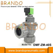 Válvula de pulso de diafragma tipo DMF-ZM-40S de 1 1/2 ''