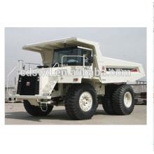 Camión volquete para minería rígido todo terreno fuera de carretera Terex TR50