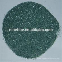 Vidrio superior Carburo de silicio verde / Carborundum