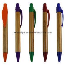 Presente de lembrança promocional Caneta esferográfica de bambu (LT-C737)