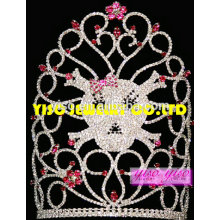 hair jewelry accessories princess hair piece custom cheap crowns