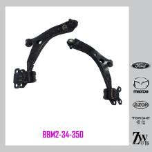 Braço de controle de peças de automóvel dianteiro inferior LH esquerdo e direito direito conjunto de par BBM2-34-350 para Mazda 3 2009-2013