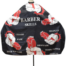 Hot Selling Cutting Hair Waterproof Cloth Salon Barber Hairdressing Cape