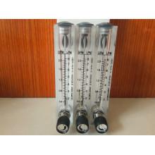Durchflussmesser Flüssig-Durchflussmesser Wasserzähler Panel Typ Durchflussmesser Rotameter
