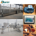 Automatic Jam Center Core Filling Snacks Extruding Line