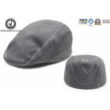 Fashion Cotton Striped IVY Cap Gatsby Hat
