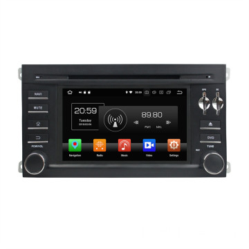 android car dvd gps voor Cayenne 2003-2010