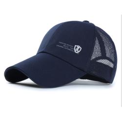 Cotton Twill Mesh Adult Golf Cap