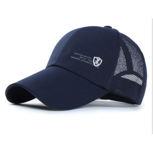 Cotton Twill Mesh Adult Golf Cap
