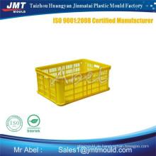 Hydraulik-Zylinder Kunststoff Gemüse Kiste Schimmel