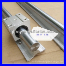 HRSY Low price Linear guide rail SBR12,SBR20,SBR25,SBR30 etc.