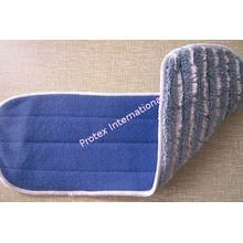 Microfiber Cleaning Cloths Mop Refill / Mop Head With Stronge Cleaning Ability