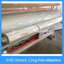 XHD Fresh Keeping Cling película que hace la máquina para la comida y la fruta