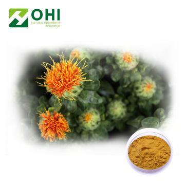 Carthamin Yellow Natural Color Pigment