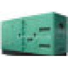 Toldo insonoro silencioso del generador diesel silencioso de 550kVA 440kw CUMMINS