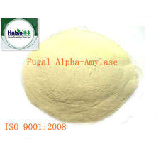 Fungal Alpha-Amylase, Powder Form, 100000 SKB U/g, Baking&Dairy Application