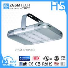 Luz de inundação alta IP66 Ik10 da baía do diodo emissor de luz da microplaqueta 50W 100W 150W 200W 240W do diodo emissor de luz