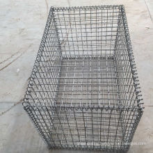 welded wire mesh gabion box decorative wall gabion style Galvanised construction wire mesh fence wall