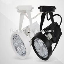 Potente luz de pista spot par30 LED, luz de pista led para uso en interiores