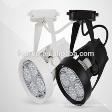 Puissant éclairage par rail spot par30 LED, éclairage à chenilles pour usage intérieur