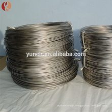 ASTM B863 GR1 Gr2 Gr5 titanium welding wire