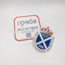 Стикеры изготовленный на заказ Логос &Размер УФ и водонепроницаемый снаружи автомобиля виниловые наклейки
