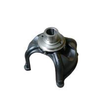 Arena hierro mecanizado de fundición