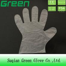 Одноразовые химически стойкие перчатки