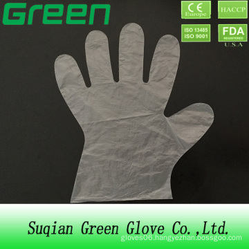 PE Disposable Chemical Resistant Gloves