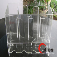 Displayhalter, Acryl Display Rack, Acryl Dispense, Acryl Messestand