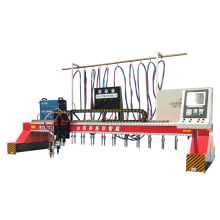 Máquina de corte de canto de chapa metálica