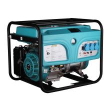 5kw kupferner elektrischer Benzin-Generator (BN6500L)