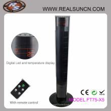 Ventilador de torre de 36 pulgadas con control remoto con pantalla digital
