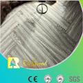 Piso de laminto absorbente acústico de la nuez de 8.3mm AC3