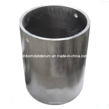 High Purity Press-Sintered Tungsten Crucibles