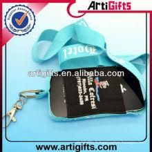 Wholesale téléphone portable cou sangle avec pochette