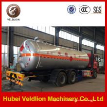 24cbm / 24, 000 Liter LPG Transport Truck
