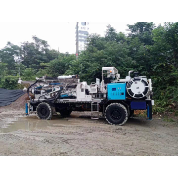 Good Quality Rock Drill Rig for Blasting