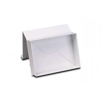 White Nice Look Promotional Collapsible Magnetic Gift Box